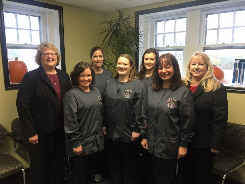 Dental Hygienists at Cirocco Dental