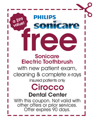 Coupon Free Sonicare Electric Toothbrush