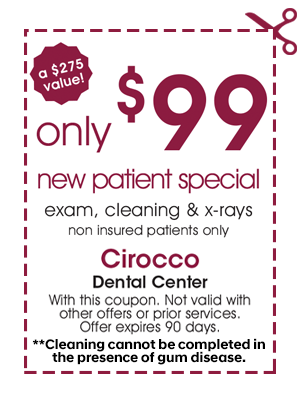 Coupon New Patient Special