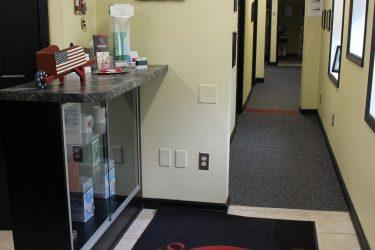cirocco dental center hallway