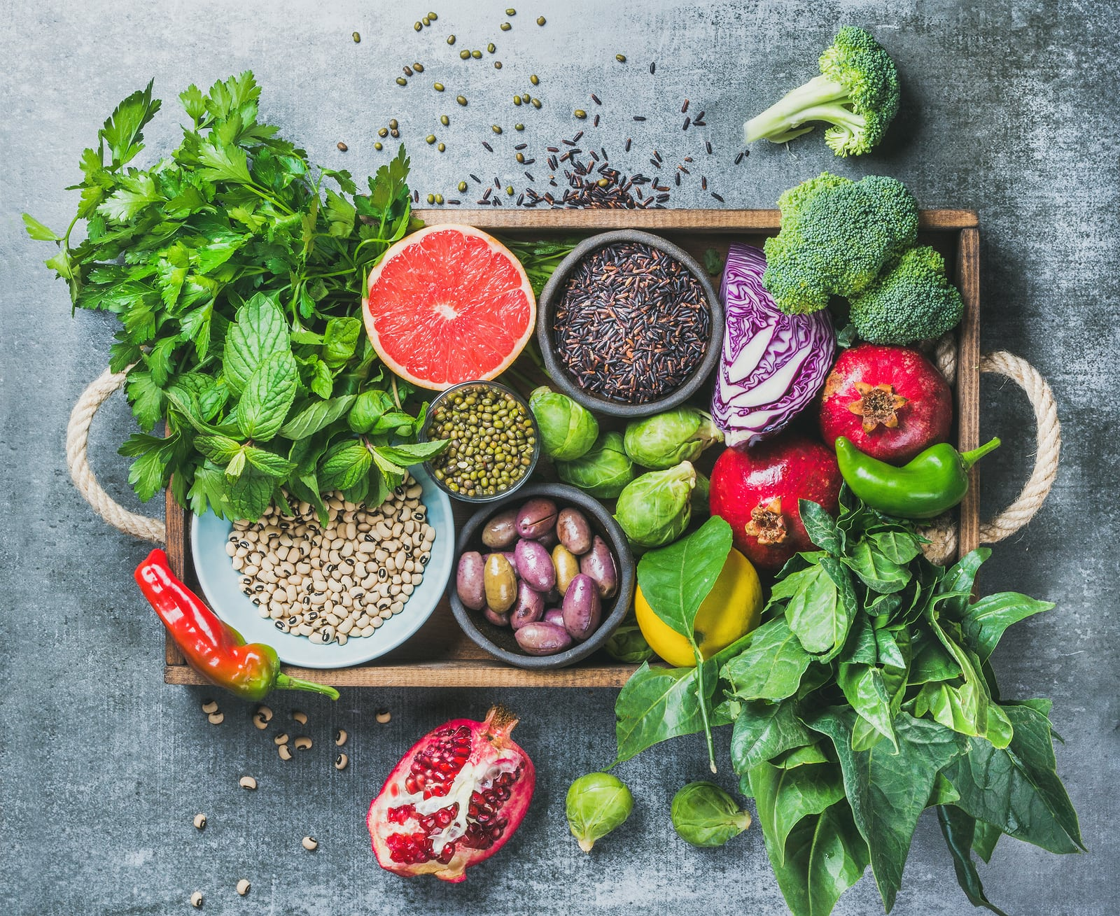 plant based diet oral health